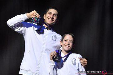 европейски шампиони акробатика